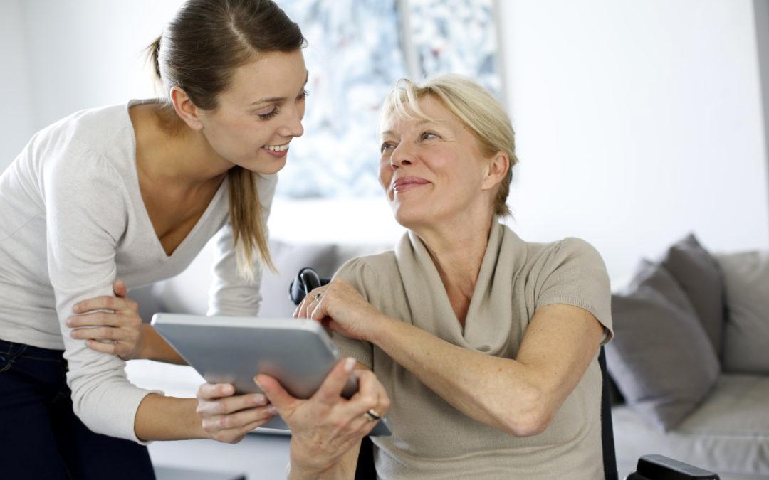 2015 Study Shows Technology Adoption Gap Among Caregivers