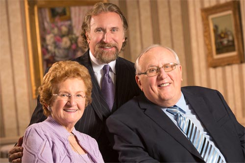 Van Dyk Family